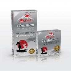 Bao cao su cao cấp OKIWA/PLATINUM